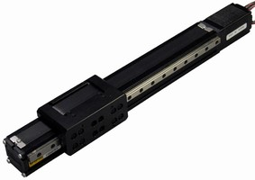 Linear Actuator is available with strip seal cover option.