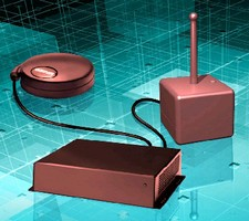 Wireless Data Collection System suits construction industry.