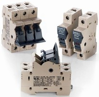Terminal Fuse Blocks offer Class CC protection.