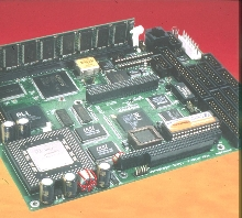 Single Board Computer uses Intel Pentium D processor.