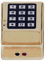 Digital Access Keypads feature weatherproof design.