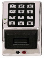 Keyless Pushbutton Locks include privacy features.
