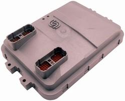 Microcontroller promotes system design flexibility.