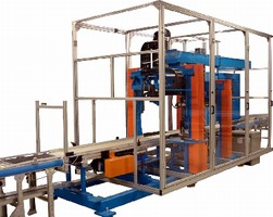 Automated Case Cutter handles 1,500 cases/hr.