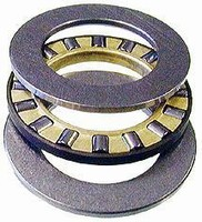 Thrust Bearing Sets accommodate wide range of shaft sizes.