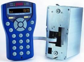 Closed-Loop Ratio Controller regulates 2-stream blending.