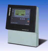 Compressed Air System Controller incorporates industrial PC.