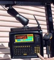 Vehicle-Mount AutoID Computer operates from -4 to +131°F.