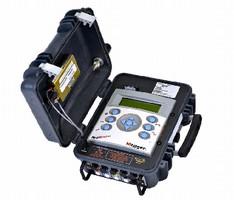 Power Quality Analyzer provides remote recording.