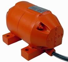 Pump Vibrator eliminates concrete build-up.