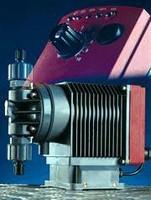 Metering Pump alleviates power comsumption concerns.