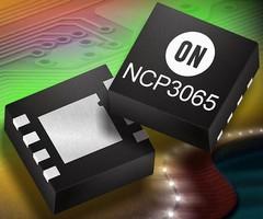 Switching Regulator drives high brightness LEDs.