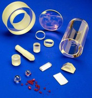 Sapphire Optics can be customized for critical applications.