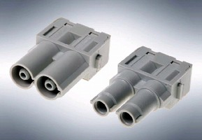 Connector System includes 70 A power module.