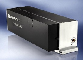 CO2 Laser offers >1 kW pulsed power and 400 W average power.