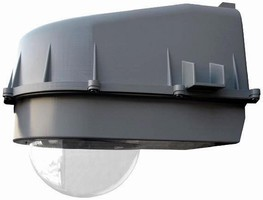 Camera Enclosure provides protection in low temperatures.