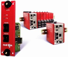 Controllers support expandable serial communication.