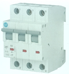 Circuit Breakers conserve panel space.
