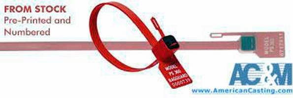 Alternative New Features for Bag Seals and Cable Ties
