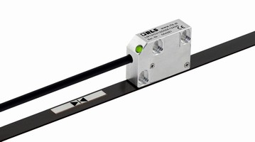 Linear Magnetic Encoders offer up to 100 m measuring length.