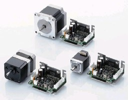 Microstepping Motor/Driver complies with RoHS.