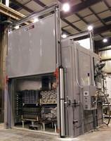 Age Oven Heats Up 12,000 Lbs of Aluminum