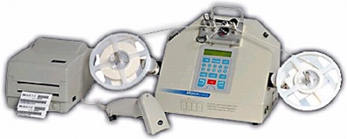 SMD Parts Counting System facilitates year-end inventories.