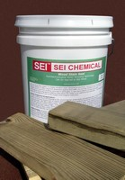 Wood Sealant offers water repellency and UV protection.