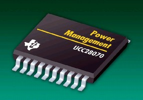 Power Management IC maximizes energy in multi-kW systems.