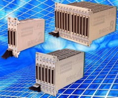 PXI Switch Matrix is offered in solid-state version.