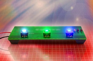 Tactile Switches feature integrated LED.