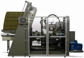 Case/Tray Packer promotes low-volume packager throughput.