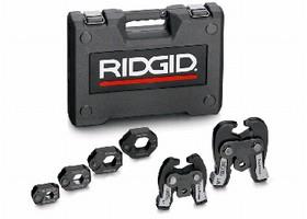Press Rings feature swivel design.