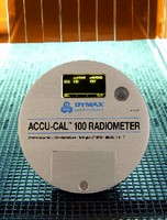 Radiometer enables consistent UV curing.
