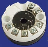 Temperature Transmitter offers plug-and-play operation.