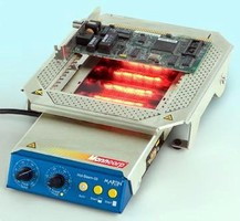 Rapid Ramp-Up Infrared Underheater is a Necessity in Lead-Free Hand Soldering