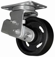 Spring Loaded Casters are optimized for shock absorption.