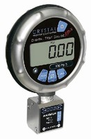 Differential Pressure Gauge provides 0.1% accuracy.