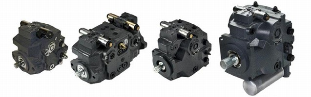 Hydrostatic Pumps target mobile machinery applications.