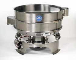 Round Separator optimizes safety and clean-up.