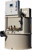 Polyelectrolyte Batching Systems produce 400-2,000 Lph.