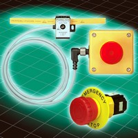 Pepperl+Fuchs Introduces Complete Family of Safety at Work Emergency Stop Safety Switches