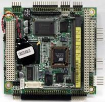 PC/104-Plus CPU Module supports AMD Geode LX Processors.