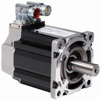 Brushless Servo Motor features inertia-optimized design.