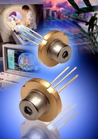 Laser Diodes feature lasing wavelength of 830 nm.