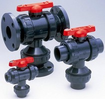 Multiport Ball Valve can offer multiple flow paths.