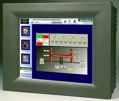 Touch Panel Computer features 6.4 in. VGA TFT LCD.