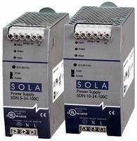 AC/DC Power Supplies incorporate visual diagnostics.