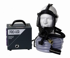 Pro Air and Hobbyair Supplied Air Respirators Provide Cool, Fresh Air All Day