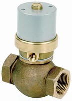 Remote Air Pilot Valves Control Media Separated Solvents